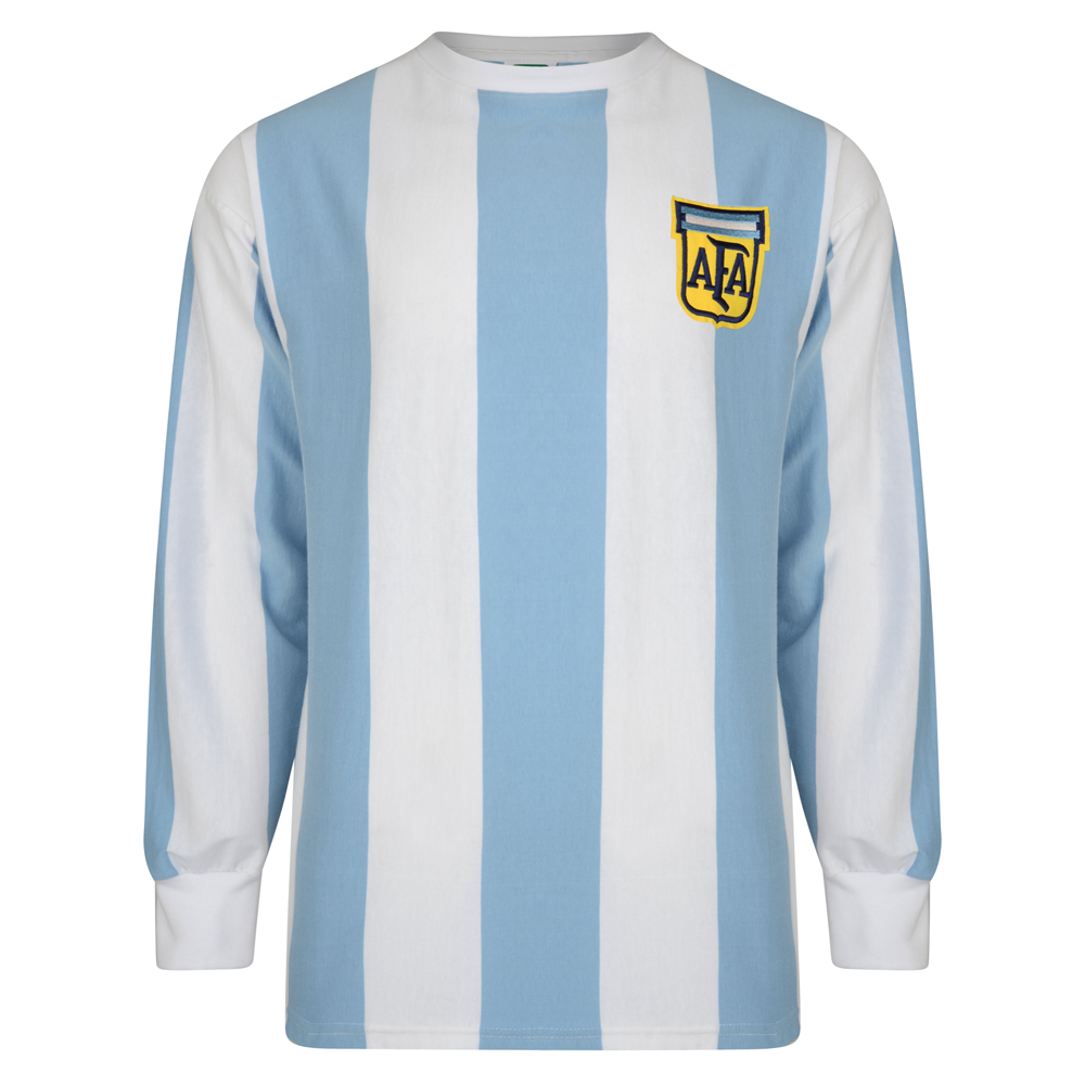 Argentina 1978 World Cup Final shirt