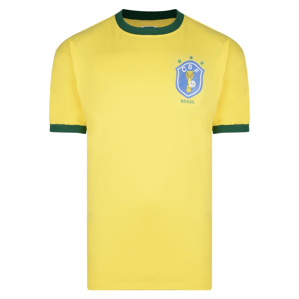 Brasil 1982 World Cup Finals shirt
