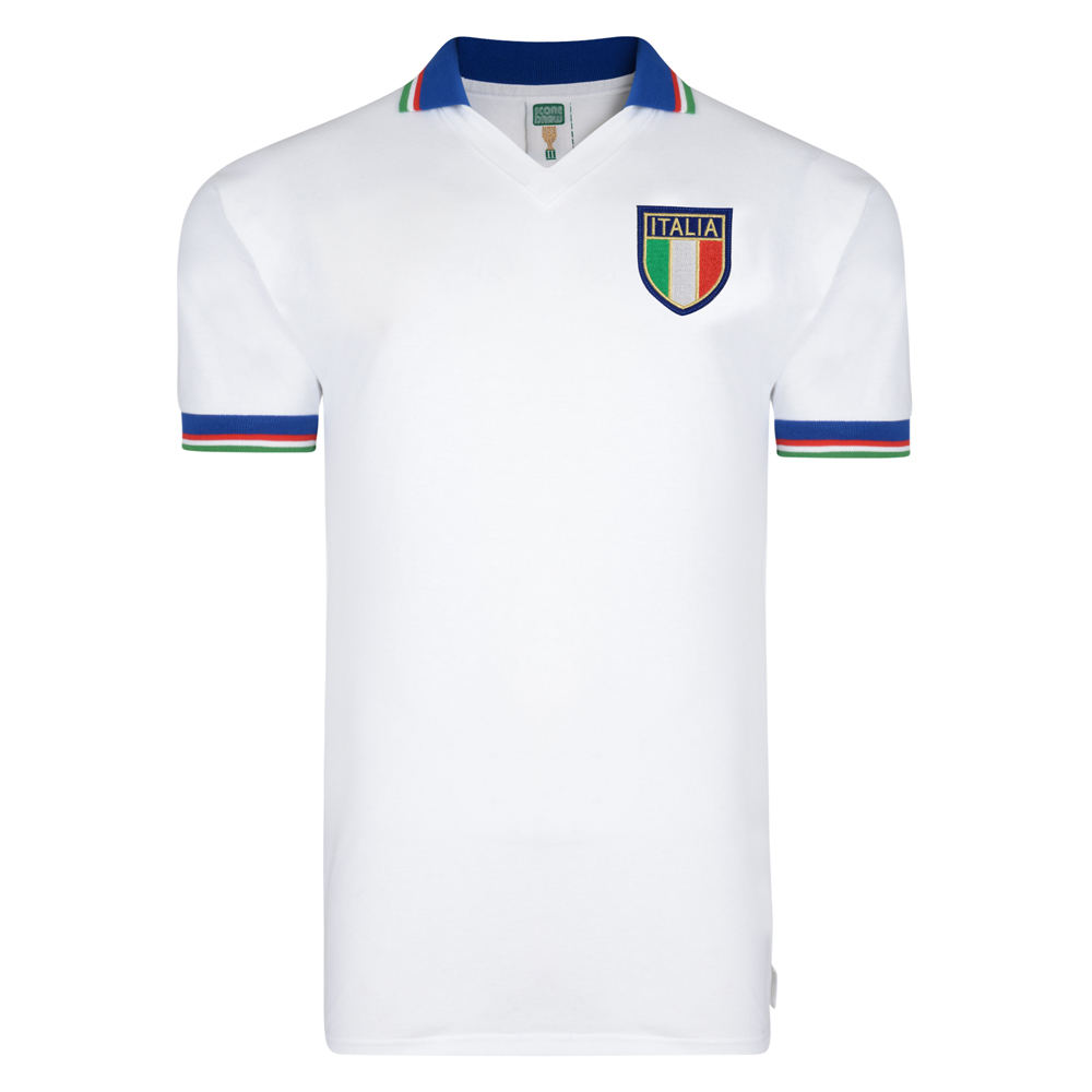 Italia 1982 World Cup Finals Away shirt