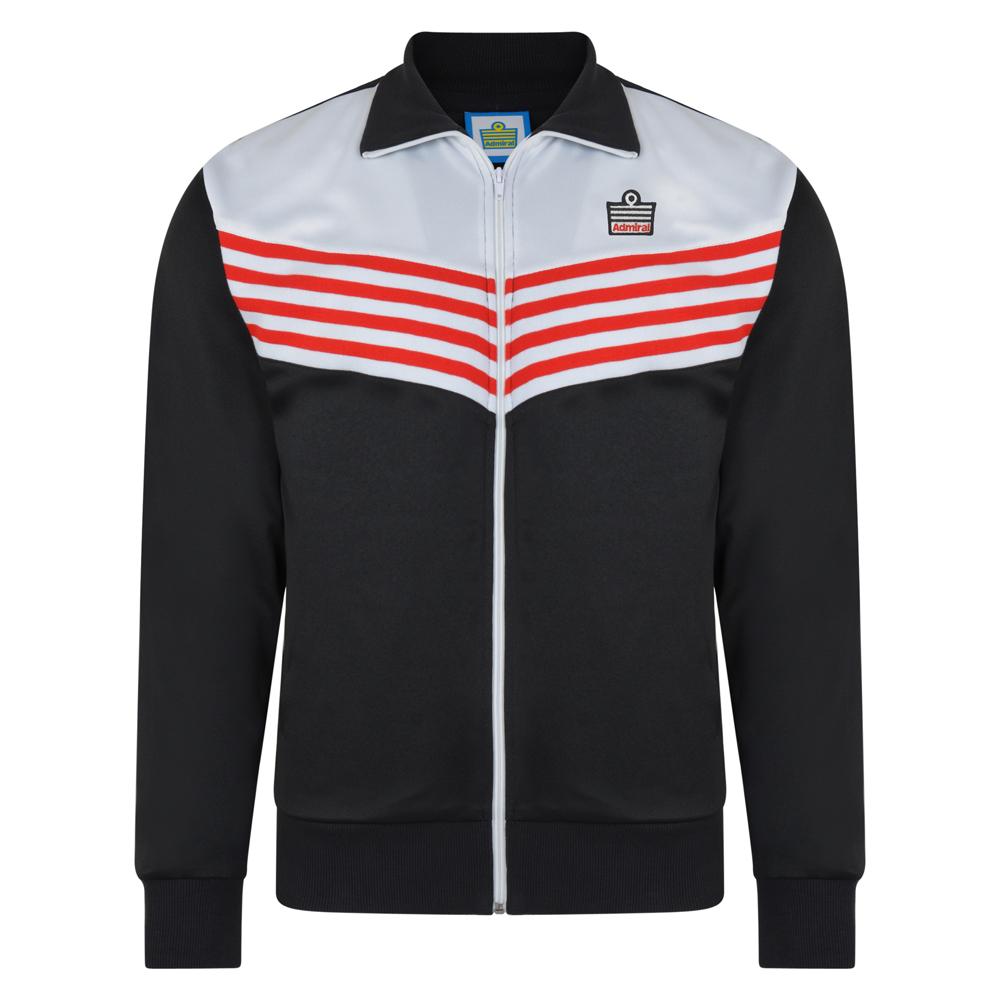 Buy Admiral 1976 Black Club Track Jacket | Admiral 1976 Black Club Track Jacket | Admiral Club ...