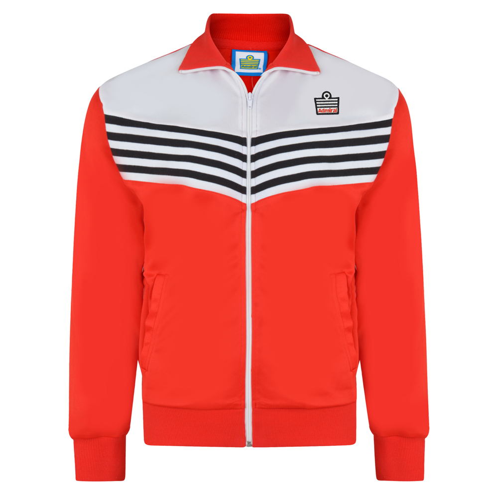 Admiral 1976 Red Club Track Jacket