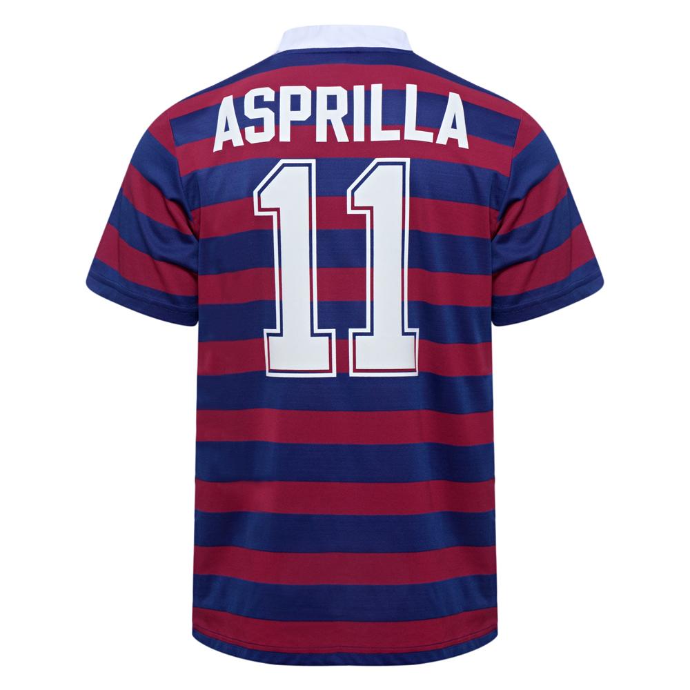 Retro Newcastle United Shirt