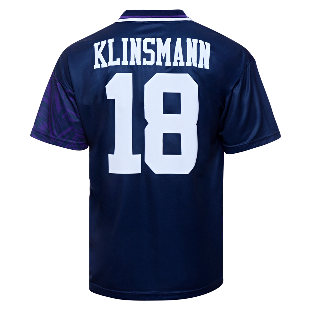 outlet store 939d4 c68be Buy Tottenham Hotspur 1994 Away No18 Klinsmann Shirt ...