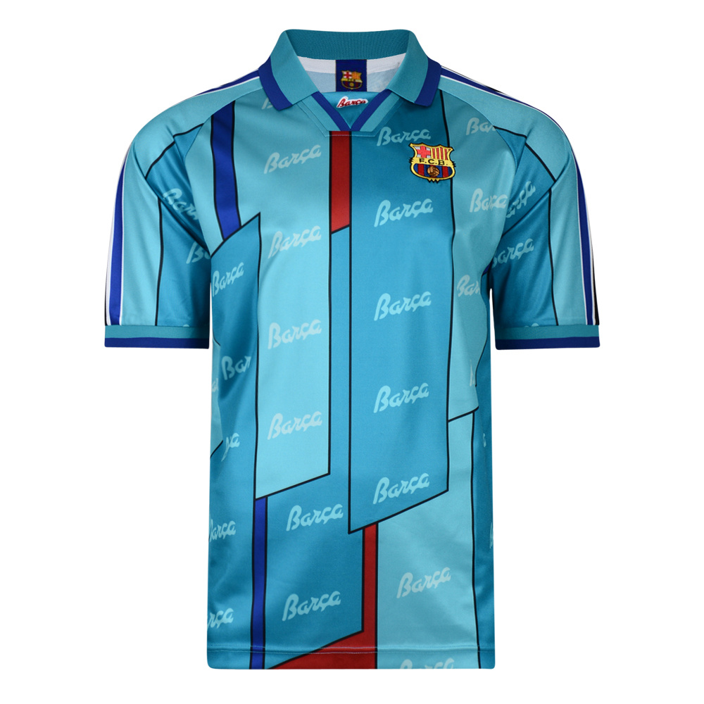 Barcelona 1997 ECWC Final shirt