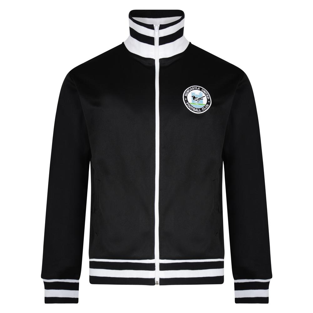 buy popular ede38 ad6cc Newcastle United 1982 Retro Track Jacket
