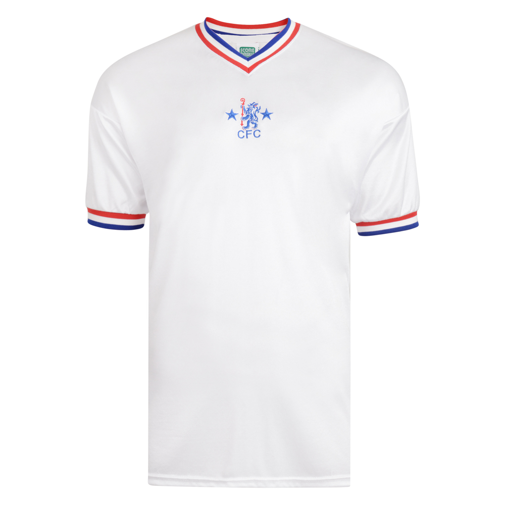 Chelsea 1982 Third Retro Football Shirt