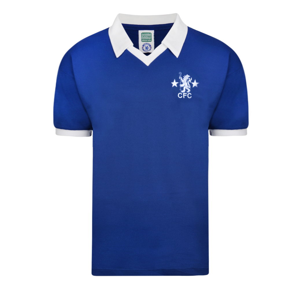 Chelsea 1978 Retro Football Shirt