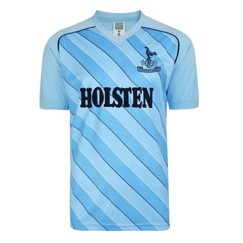 Tottenham Hotspur 1986 Away Retro Football Shirt