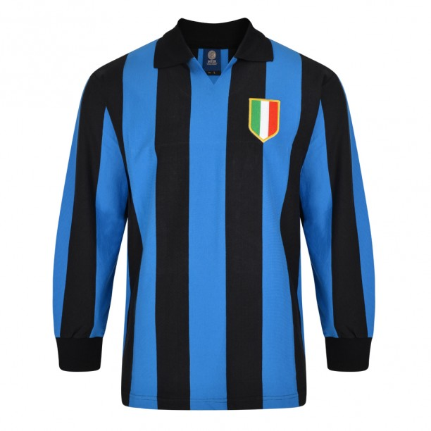 b2281f74d5c Internazionale 1964 European Cup Final shirt