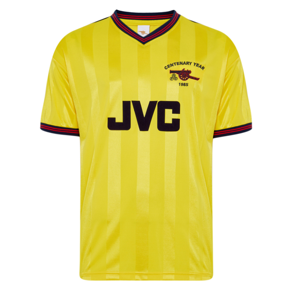 Arsenal Retro Visitante Camiseta