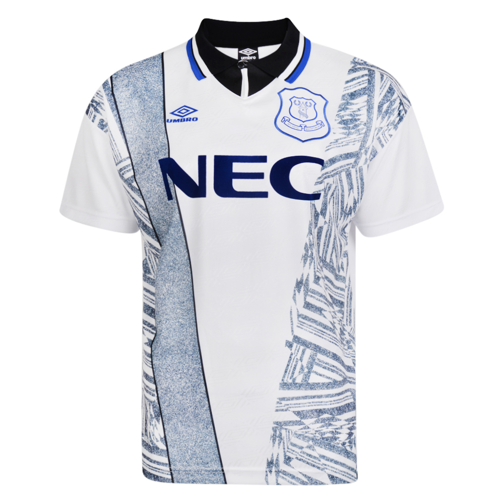 Retro Everton Shirt