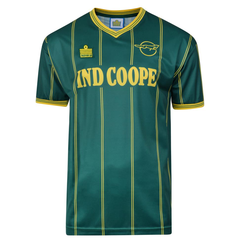 Leicester City Retro Weg Shirt