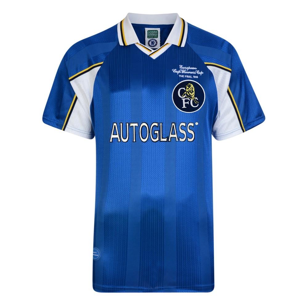 269febd15 Buy Chelsea 1998 ECWC Final shirt | Chelsea 1998 ECWC Final shirt | Chelsea  Retro Jersey | 3 Retro