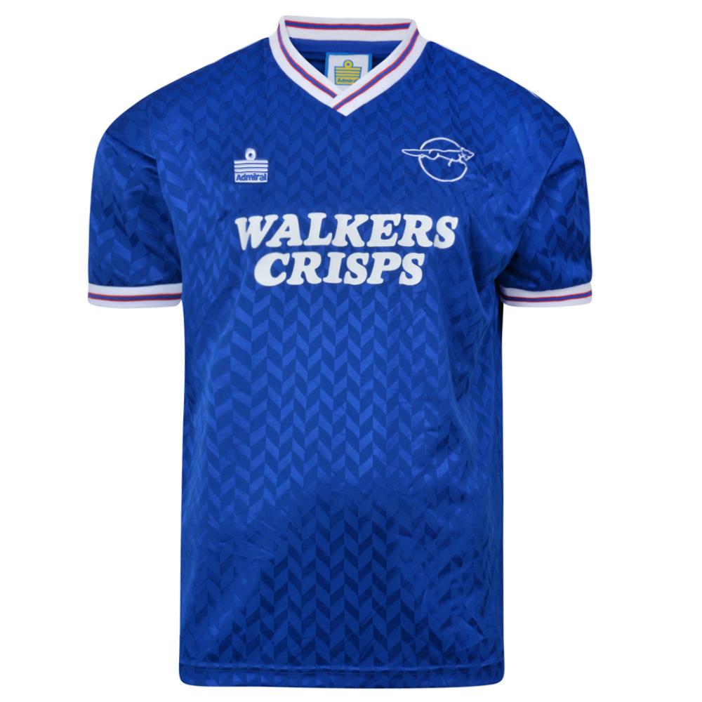 Leicester City Retro  shirt