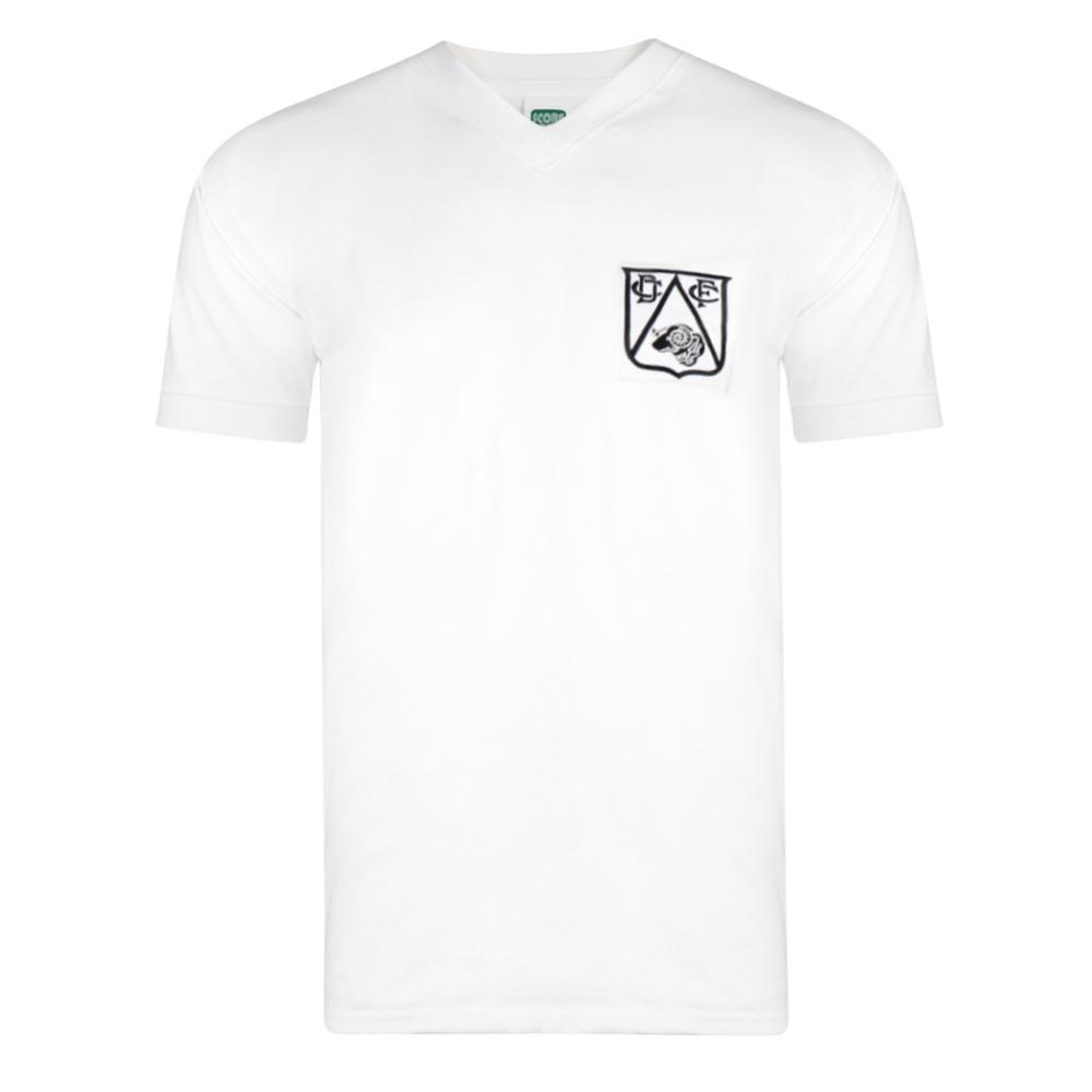 Derby County Retro home shirt