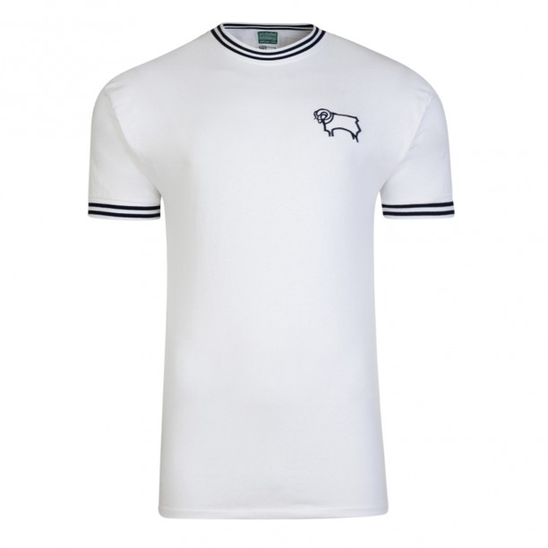 Retro Derby County Shirt