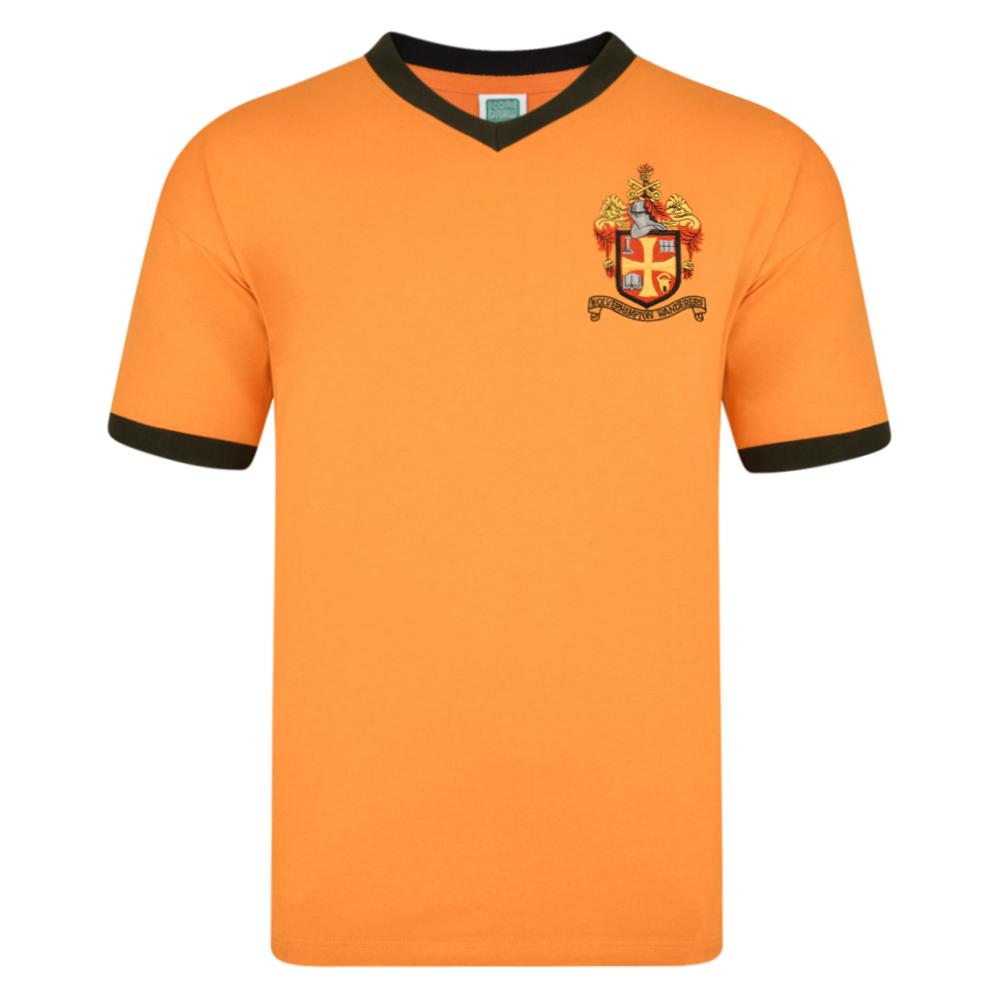 Wolverhampton Wanderers Retro Cup Final tröja