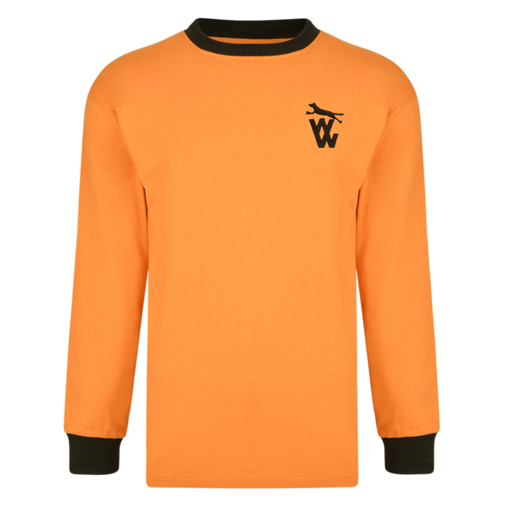 Wolverhampton Wanderers Retro  shirt