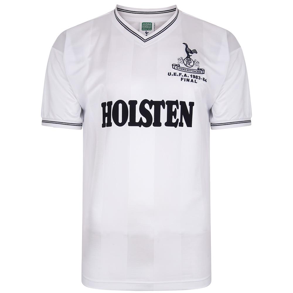 Tottenham Hotspur 1984 UEFA Cup Final shirt
