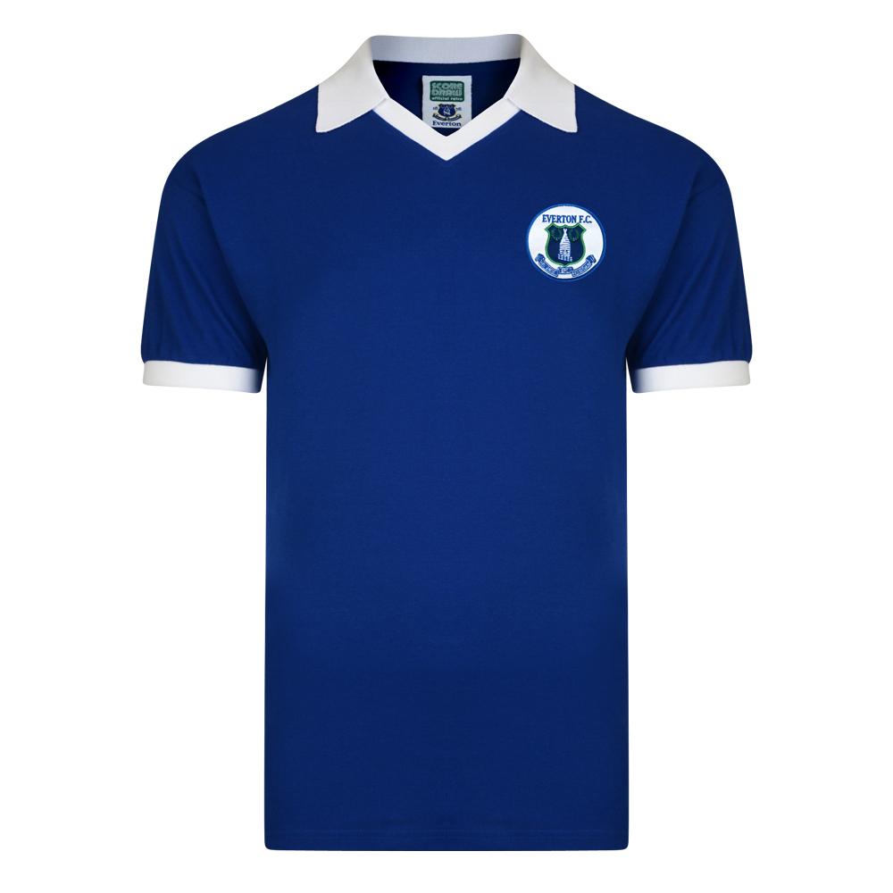 Everton Retro  shirt