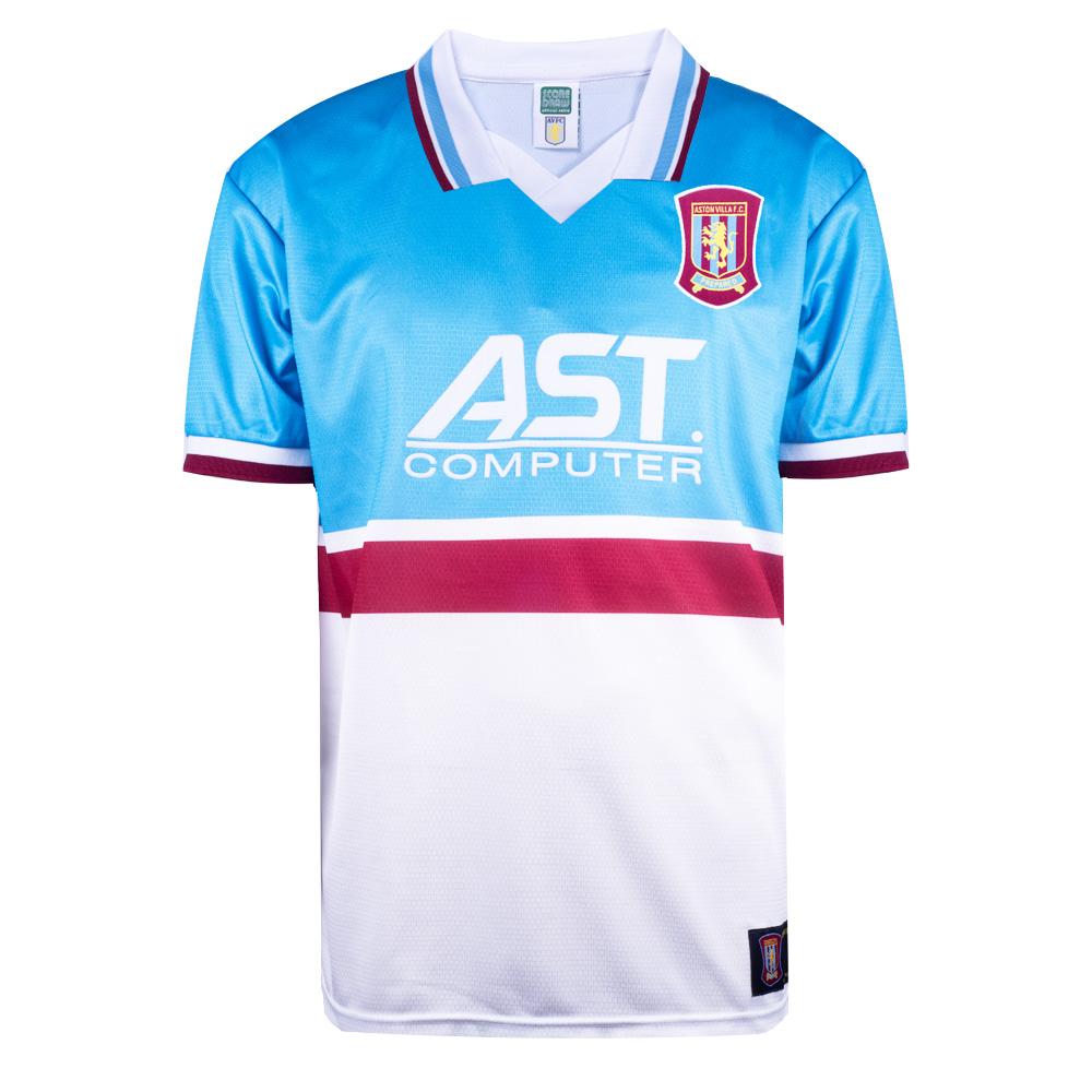 Aston Villa 1998 Away Retro Football Shirt