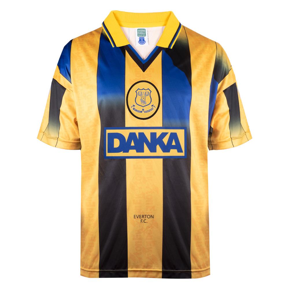 Everton 1996 Away Retro Shirt