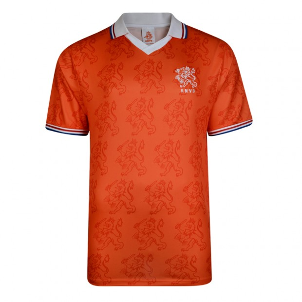 Holland 1994 World Cup Final Retro Football Shirt