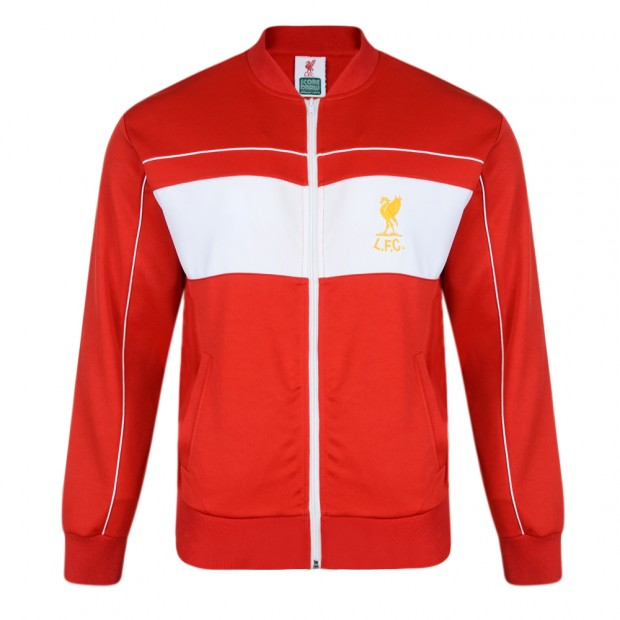 Liverpool FC 1982 Retro Track Jacket