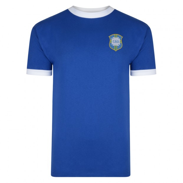 Brasil 1970 World Cup Finals Away shirt