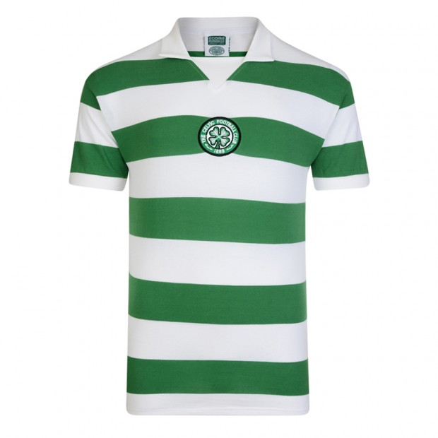 Celtic 1978 Retro Football Shirt
