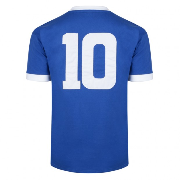 Brasil 1970 World Cup Finals Away No10 shirt