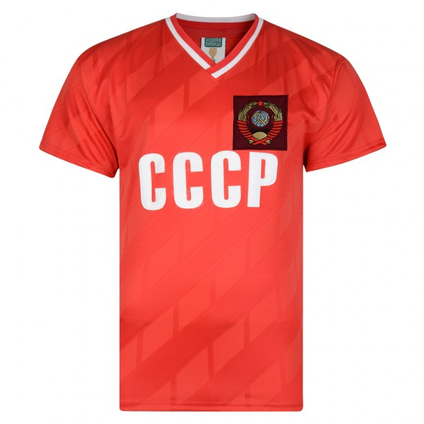 CCCP 1986 World Cup Finals shirt