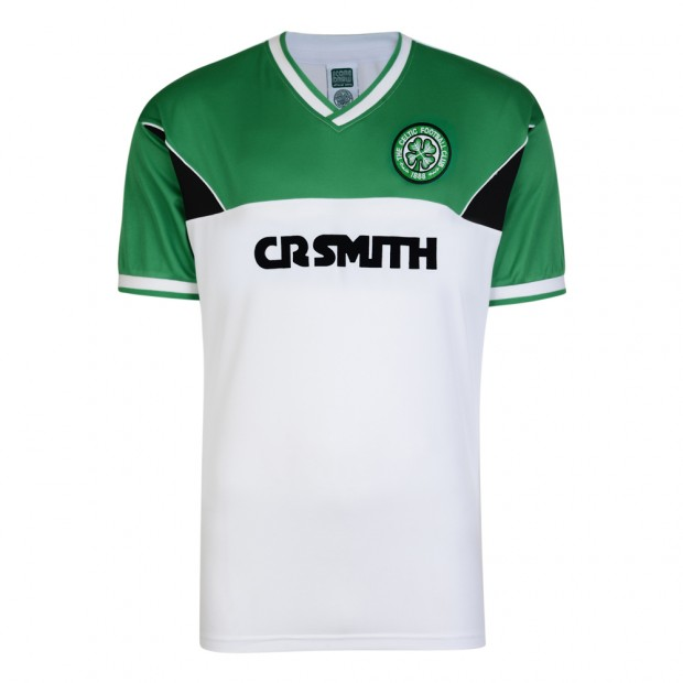 Celtic 1985 Away Retro Football Shirt