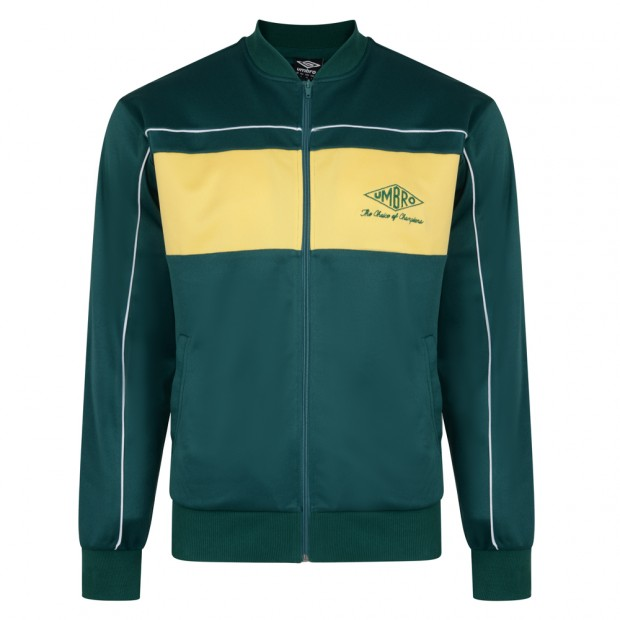 Umbro Choice of Champions Green Track Jacket