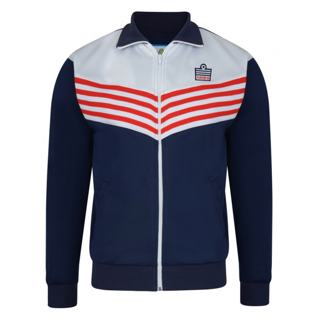 Admiral 1976 Navy England Track Jacket