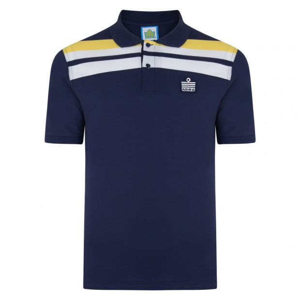 Admiral 1982 Navy Club Polo