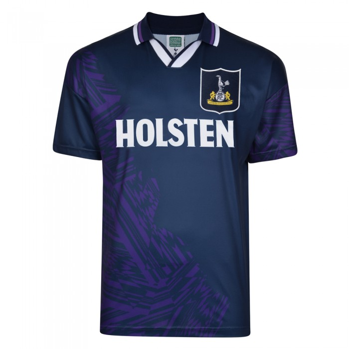 Tottenham Hotspur 1994 Away Retro Shirt