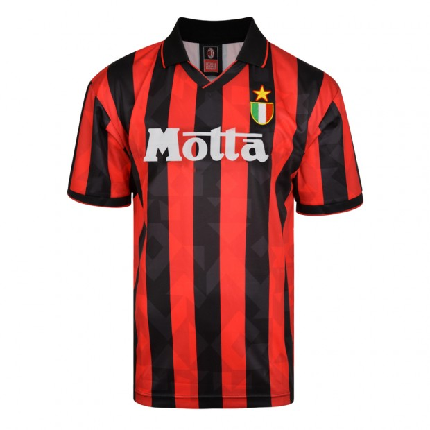 AC Milan 1994 Retro Football Shirt