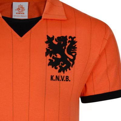 Holland 1983 Retro Football Shirt