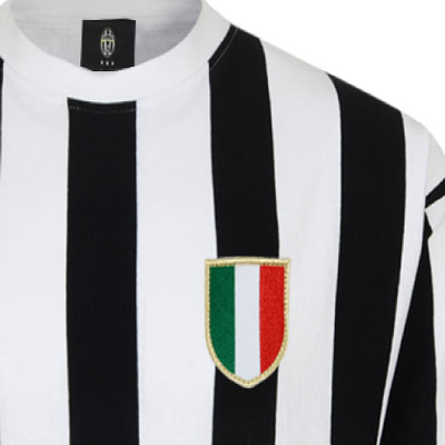 Juventus 1952 Retro Football Shirt