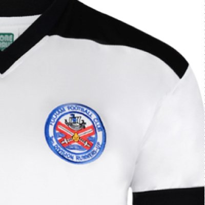 Fulham 1982 Retro Football Home Shirt
