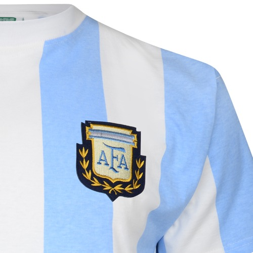 Argentina 1986 World Cup Final shirt