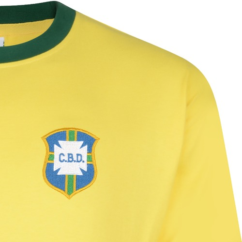 Brasil 1970 World Cup Final shirt