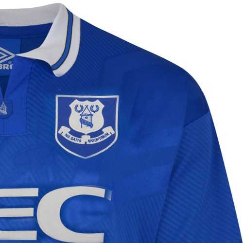 Everton 1994 Umbro Retro Football Shirt