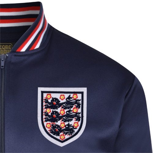 England 1974 Empire Navy Track Jacket