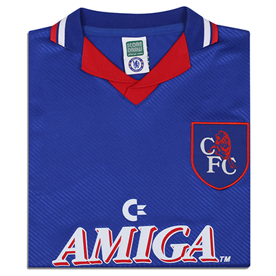 Chelsea 1994 Retro Football Shirt
