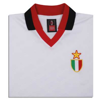 AC Milan 1994 European Cup Final Football Shirt