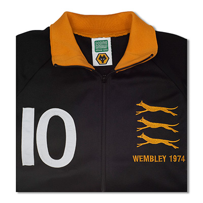 Wolves 1974 League Cup Final Track Jacket