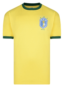 Brasil 1982 World Cup Finals shirt