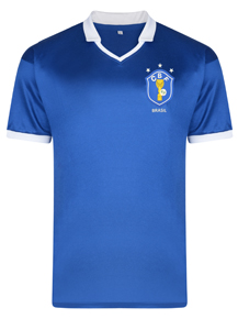 Brasil 1986 World Cup Finals Away shirt